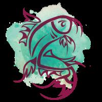 aruana-cor-aquarela-peixe-png